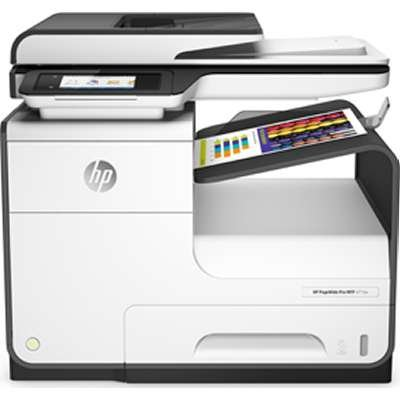 HP D3Q20A#B1H PageWide Pro MFP 477dw Printer NO INKOPEN BOX