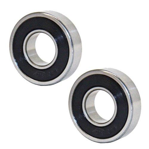 Ridgid Ryobi (2 Pack) Replacement 6202 2RS C3 Ball Bearing # 080009006137-2pk Techtronic Industries
