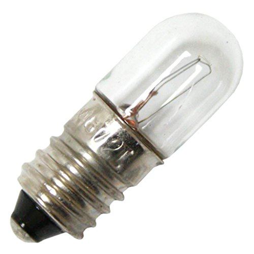 Eiko 1487 14V .2A T3-1/4 Miniature Screw Base Halogen Bulbs