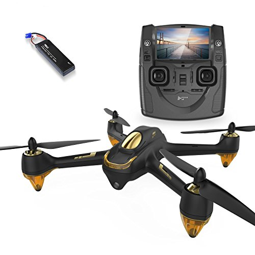 HUBSAN H501S X4 Drone 4 Channel GPS Altitude Mode 5.8GHz Transmitter 1080P HD Camera RC Quadcopter RTF Standard Edition Black