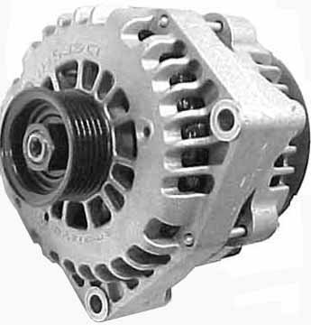Quality-Built 8292603N Supreme Domestic Alternator - New (03 Silverado Alternator compare prices)