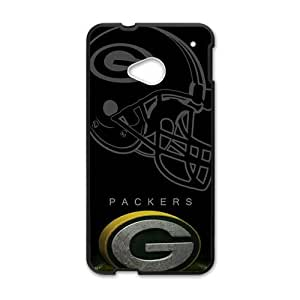 Happy Packers Fashion Comstom Plastic case cover For HTC One M7