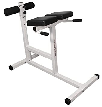 Deltech Fitness Hyper Extension Bench, Back Machines