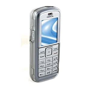 Santok Carcasa de cristal para Nokia 6070