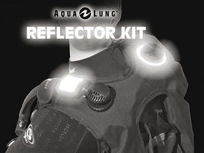 Aqua Lung BCD Reflector Kit