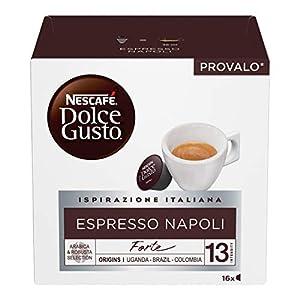Nescafé Dolce Gusto Espresso Napoli Caffè, 16 Capsule (16 Tazze)
