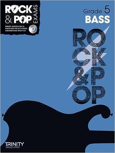 Descargar libros en francés gratis Trinity Rock & Pop Bass Grade 5 in Spanish PDF DJVU FB2