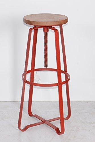 Tabouret-de-bar-en-Mtal-a-vis-rouge-atelier-grey-Meuble-House