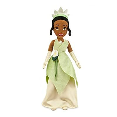 "Disney Princess Tiana Plush 21"" H- The Princess and the Frog: Toys & Games"