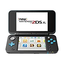 Consola New Nintendo 2DS XL - Black/Turquoise - Standard Edition