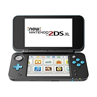 Nintendo New 2DS XL Black + Turquoise