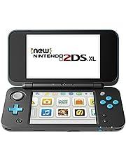 Nintendo New 2DS XL - Black + Turquoise photo