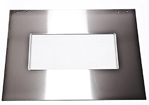 Whirlpool 8303314 Wall Oven Stainless Outer Door Glass
