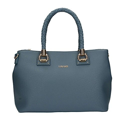 2 Jo Cartables Zip Satchel Manhattan Blu Liu Z51qdwRZ