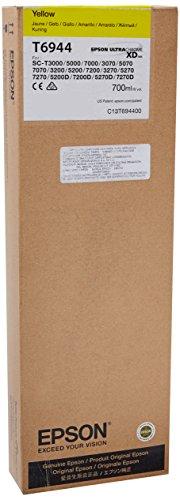 Epson UltraChrome XD Ink Cartridge - Yellow T694400