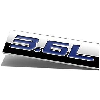 2x OEM Charge Emblems badge Nameplate leaf for Dodge Charge MOPAR Chrome  Lu