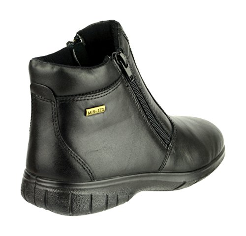 Black Boot Ladies Ankle Deerhurst Black Waterproof Cotswold leather dwBX0xqqa