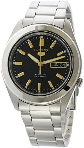 セイコー 自動巻き メンズ 腕時計 SNKM67K1 ブラック [並行輸入品]
