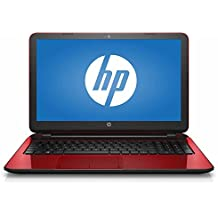 HP Flyer Red 15.6 Inch Flagship Laptop (Intel Pentium Quad-Core N3540 Processor up to 2.66GHz, 4GB RAM, 500GB Hard Drive, DVD Drive, HD Webcam, Windows 10 Home) (Certified Refurbished)