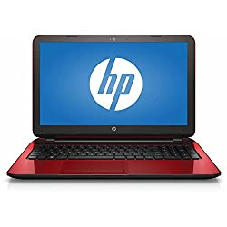 HP Flyer Red 15.6 Inch Premium Flagship Laptop (Intel Pentium Quad-Core N3540 Processor up to 2.66GHz, 4GB RAM, 500GB Hard Drive, DVD Drive, HD Webcam, Windows 10 Home) (Certified Refurbished)