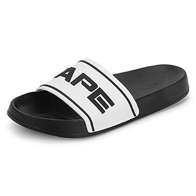 Red Tape Men's Rff0085 Slide Sandal