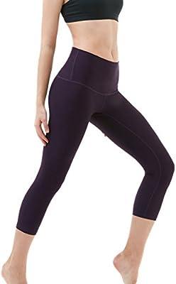 1ae3fd268d30f9 Amazon.com: Tesla TM-FYC32-DVT_X-Small Yoga Pants High-Waist Tummy ...