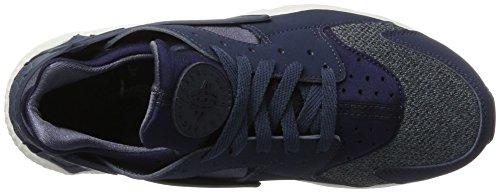 Nike Herren Air Huarache Donnerblau / Obsidian