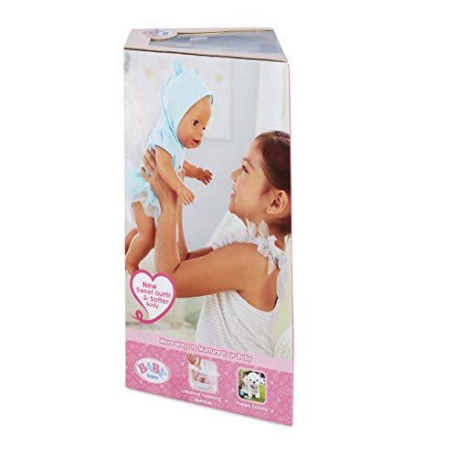 Green Eyes with 9 Ways to Nurture Baby Born Interactive Doll
