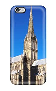TYH - 3696475K55251001 Defender Case With Nice Appearance (salisbury Cathedral England) For Iphone 6 plus 5.5 phone case