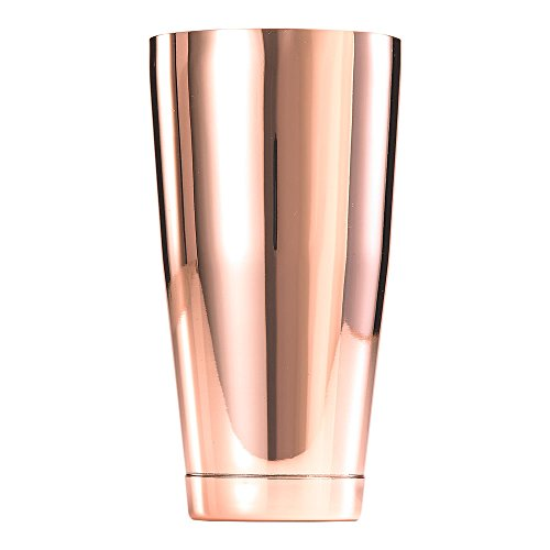 Large Martini Shaker (Barfly M37008CP Cocktail Shaker Tin, Large 28 oz (828 ml), Copper)