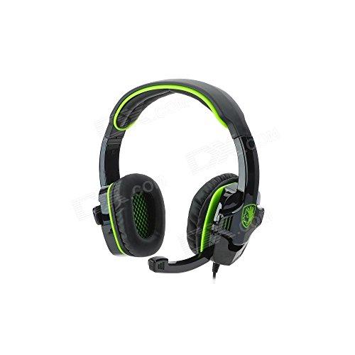 SA 708 Stereo Headset Gaming Microphone Pc