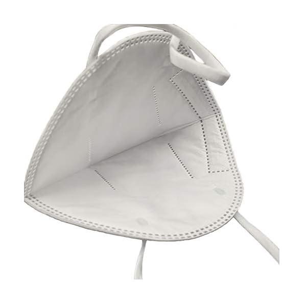 AUPROTEC-20-Stck-Aupromask-AM-100-Mehrweg-Mundschutz-Maske-mit-innen-liegendem-Vlies-5-lagig-sehr-gut-fr-Mund-und-Nasenschutz-wei