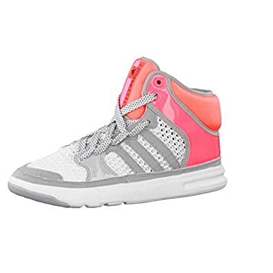 adidas Stellasport Irana by Stella McCartney Womens Fitness Trainers - White and Red-6