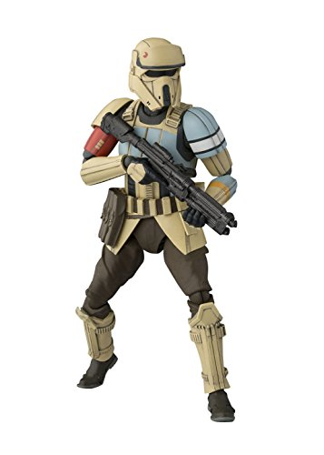 S. H. Figuarts Star Wars Shore Trooper Approximately
