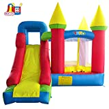 YARD Bounce House with Slide Inflatable Jump Castle for Kids with Blower