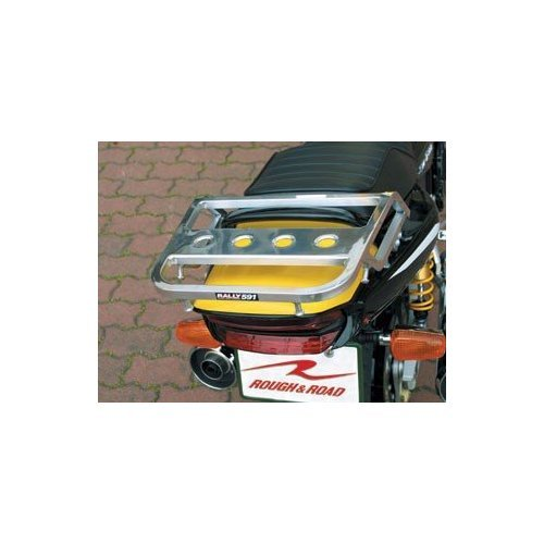 Amazon.com: RALLY 591 aluminum carrier XJR1300 / 1200 Silver RY591: Automotive