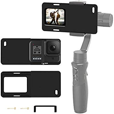 Hohem - Adaptador de cámara de acción para Smartphone Gimbal ...