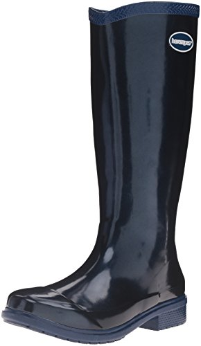 Hi Boot Metallic Rain Blue Metallic Navy Women's Galochas Havaianas wqE4UFv