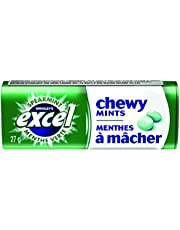 EXCEL CHEWY MINTS SPEARMINT (Pack of 10)