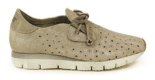Otbt Femmes Lunaire Sneaker Taupe