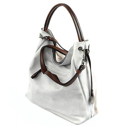 SURI FREY Kimmy Hobo Bag Grey