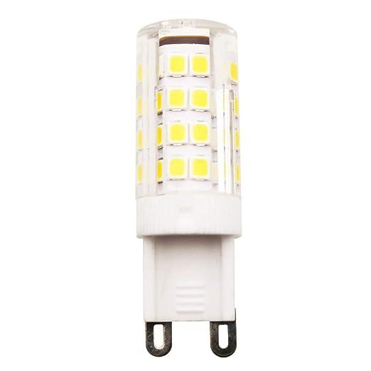1 x G9 cuentas de lámparas Bombillas led G9 51 SMD 2835 LED de bajo consumo