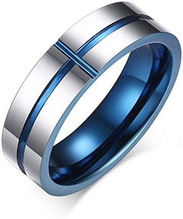 指輪 メンズ リング ファッション アクセサリー [ギフトボックスを提供] 14号 17号 19号 21号24号を提供 (14)