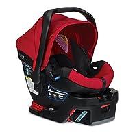 Britax E1A735P B-SAFE 35 Infant Seat, Red