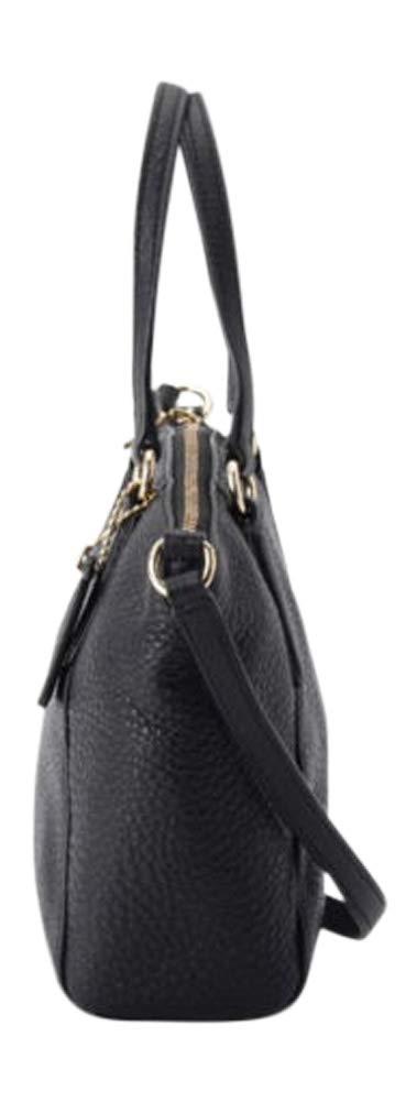 b390a5bc0d6ab Coach Pebble Leather Mini Kelsey Satchel Crossbody Handbag - Coach ...