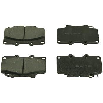Beck//Arnley 089-1431 Rear Original Equipment Brake Pads