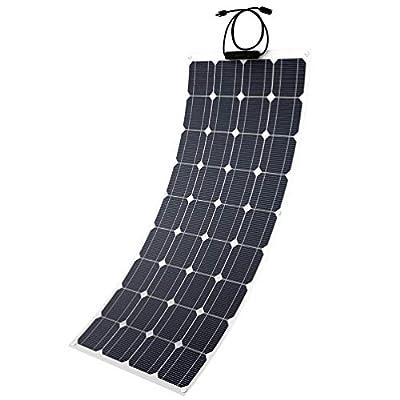 Tishi Hery 100 Watt Solar Panel Charger