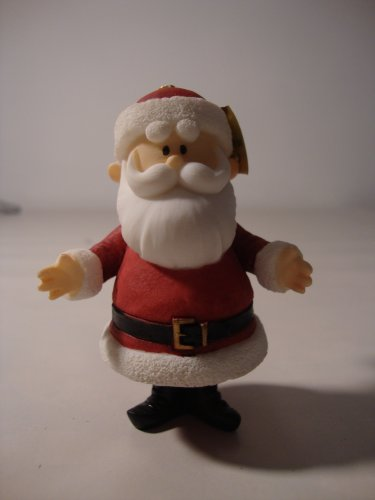 Rudolph and the Island of Misfit Toys - Santa Claus Ornament ()