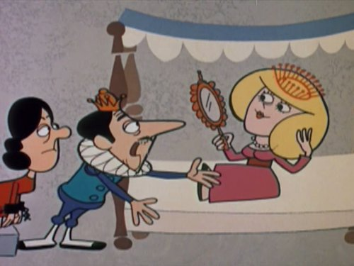 Sleeping Beauty / Pinocchio / Little Red Riding Hood / King Midas (Hayward Hood)