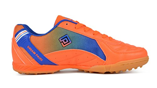 Athletic Shoes Men's Royal Soccer M PAIRS DREAM Orange 160470 8nYzqI57
